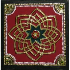 Irudayakamalam Kolam 2