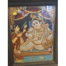 Antique Butter Krishna 2