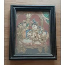 Antique Butter Krishna 3
