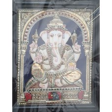 Ganesha sitting small 2
