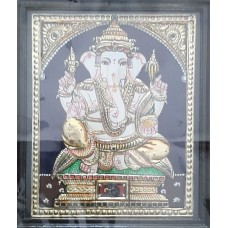 Ganesha sitting small 4
