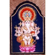 Ganesha for the Evil Eye