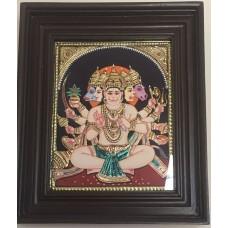 Panchamukha Hanuman Sitting