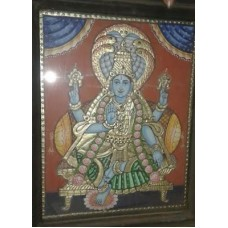 Antique Vishnu