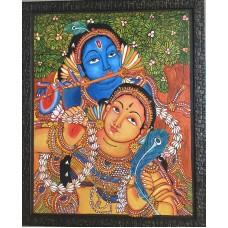 Kerala Murals Painting