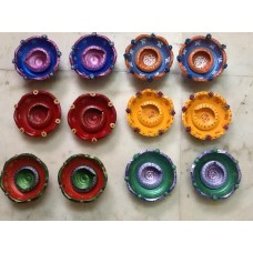 Flower Diyas with battery light