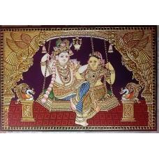 Radha Krishna Swing Big