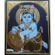 Large Krishna
