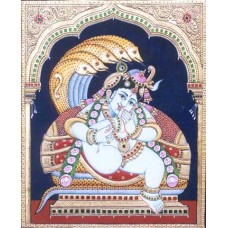 Snake Krishna