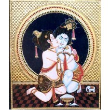 Krishna with Balram