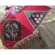 Umbrella-Kutchi work