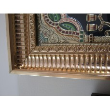 Gold Ornamental Frame