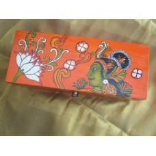 Kerala Mural Bangle Box