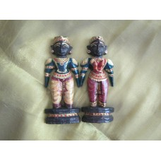 Hand Painted Marapaachi Dolls