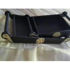 Tray-Tanjore-Roller handle