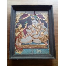 Antique Butter Krishna 2