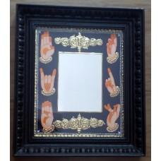 Mudra Mirror