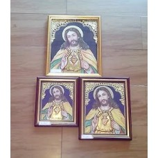 Jesus in diff sizes