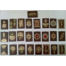 Tanjore Keychains 2