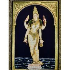 Standing Saraswathi