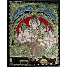 Siva Family