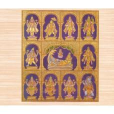 Ranganathar with Dasavataaram