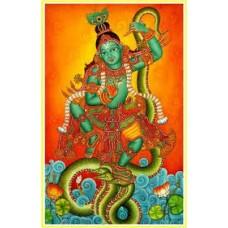 Kaaliyamardhanan (Krishna on Snake)