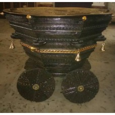 Chariot style Coffee Table